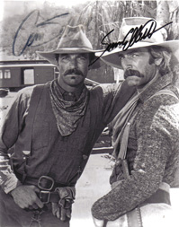 Two for the price of one - Tom Selleck and Tom Elliott