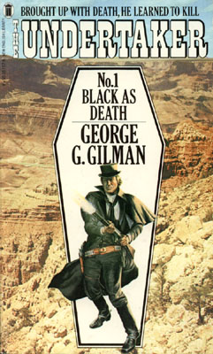 Black as Death by George G Gilman