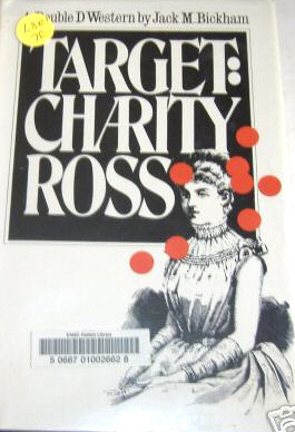 Target: Charity Ross by Jack M Bickham