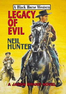 Legacy of Evil by Neil Hunter