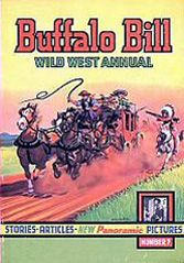 Buffalo Bill Annual 1956