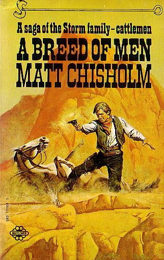 A Breed of Men by Matt Chisholm