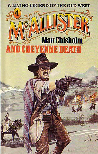 McAllister and Cheyenne Death by Matt Chisholm