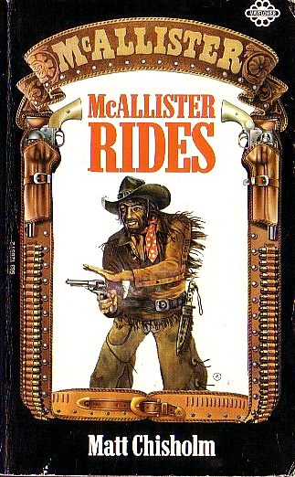 McAllister Rides by Matt Chisholm