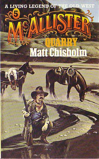 McAllister -- Quarry by Matt Chisholm
