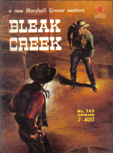 Bleak Creek by Marshall Grover