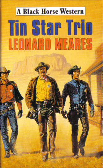 Tin Star Trio by Leonard Meares