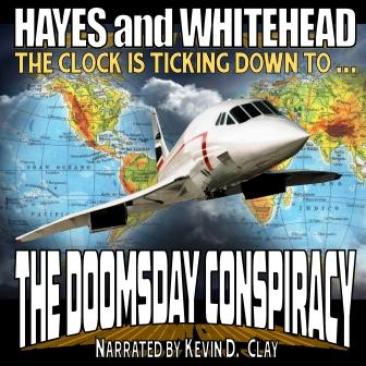 The Doomsday Conspiracy Audio Edition by Steve Hayes and David Whitehead