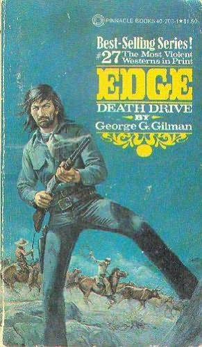 Death Drive by George G Gilman