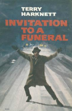 Invitation to a Funeral by Terry Harknett