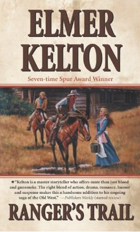 Ranger's Trail by Elmer Kelton