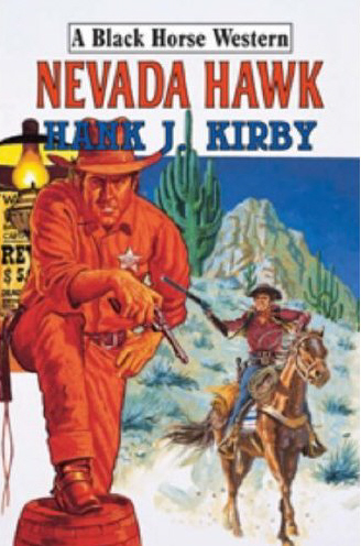 Nevada Hawk by Hank J Kirby
