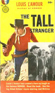 The Tall Stranger by Louis L'Amour
