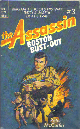 Boston Bust-Out by Peter McCurtin