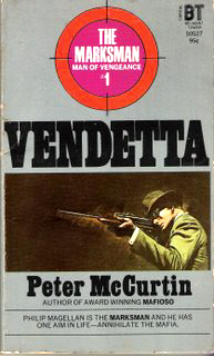 Vendetta by Peter McCurtin