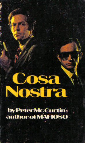 Cosa Nostra by Peter McCurtin