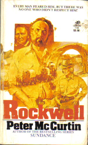 Rockwell by Peter McCurtin