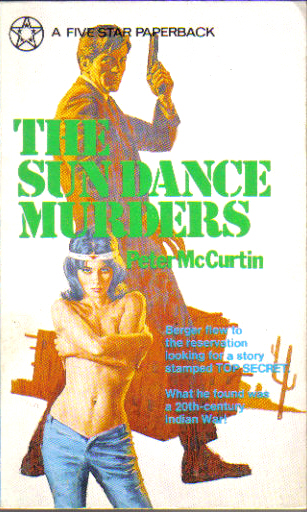 The Sundance Murders by Peter McCurtin