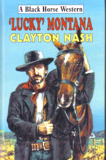 'Lucky' Montana by Clayton Nash