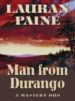 Man From Durango by Lauran Paine