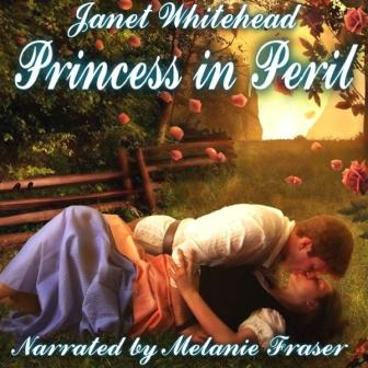 Princess in Peril Audio Edition by Janet Whitehead