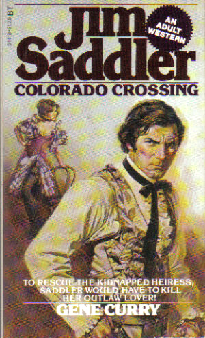 Colorado Crossing by Gene Curry