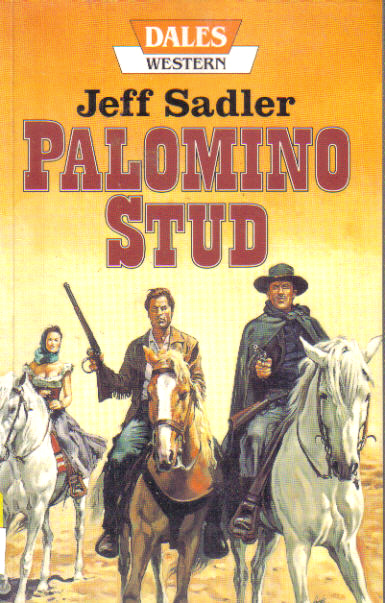 Palomino Stud by Jeff Sadler