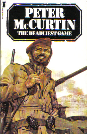 The Deadliest Game by Peter McCurtin