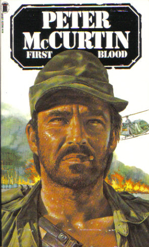 First Blood by Peter McCurtin