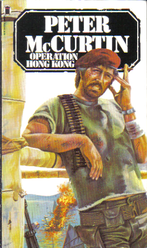Operation Hong Kong by Peter McCurtin