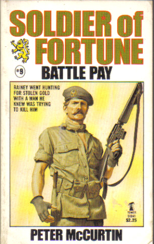 Battle Pay by Peter McCurtin