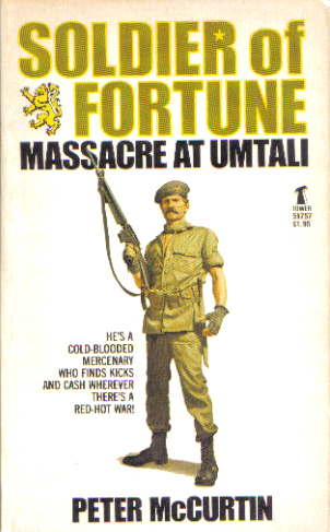 Massacre at Umtali by Peter McCurtin