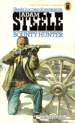 Bounty Hunter by George G Gilman