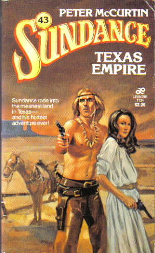 Texas Empire by Peter McCurtin
